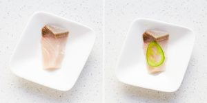 Yellowtail Carpaccio in Yuzu Sauce Recipe (22)
