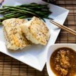 keto Seared Pacific Cod with Benihana Ginger Sauce cover