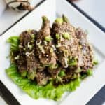 keto Soy Glazed Asparagus Beef Rolls cover