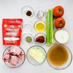 Asian Style Oxtail Borscht Soup Recipe (1)
