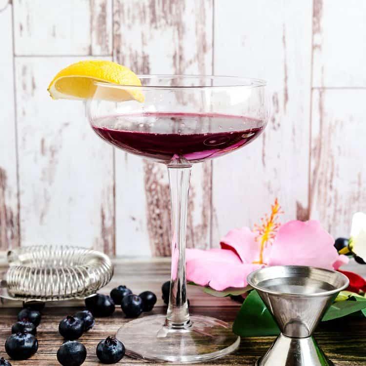 Berry Rum Soda LowCarbingAsian Cover