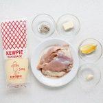 Butter Baked Chicken with Garlic Lemon Aioli Recipe (1)