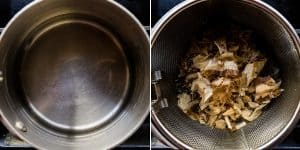 Chicken and Shiitake Mushroom Soup Recipe