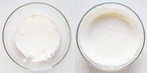 Cream Cheese Foam Coffee