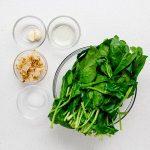 Garlic Spinach Stir Fry Recipe (1)