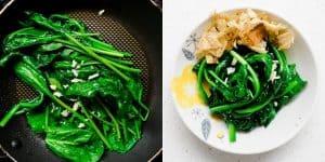 Garlic Spinach Stir Fry Recipe (21)