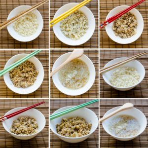 keto ways to Prepare Cauliflower Rice cover
