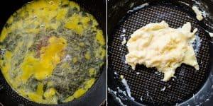 Japanese Garlic Beef Cauliflower Fried Rice - Chahan Recipe (33)