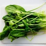 Korean Inspired Garlic Sesame Spinach Salad Recipe (16)
