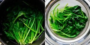 Korean Inspired Garlic Sesame Spinach Salad Recipe (30)
