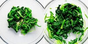Korean Inspired Garlic Sesame Spinach Salad Recipe (34)