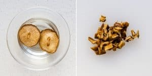 Shiitake Steamed Eggs - Chawanmushi Recipe (2)