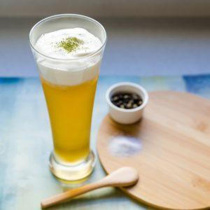 keto Sea Salt Iced Green Tea cover