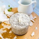 Coconut Chia Pudding LowCarbingAsian Cover 2