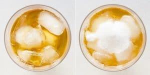 Cream Cheese Foam Green Tea Recipe  (22)
