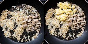 Garlic Chicken Cauliflower Fried Rice Recipe (30)