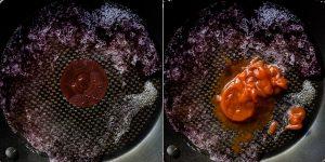 Japanese Hamburger Steak Recipe (12)