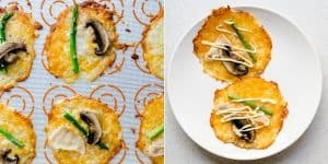 Keto Japanese Cheese Crust Pizza Recipe (25)