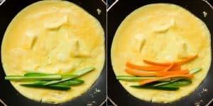 Sushi Vegetable Egg Roll Up (35)