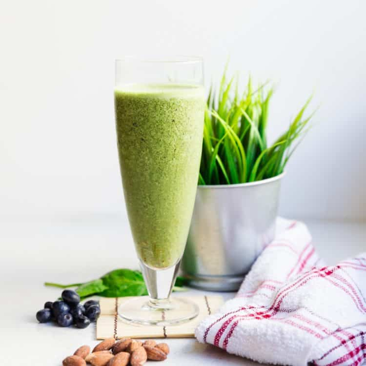 keto Matcha Green Energy Smoothie cover