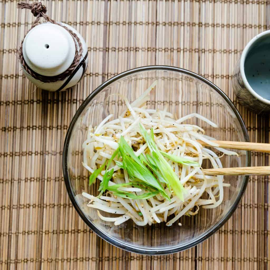 Bean Sprouts Stir Fry Cover