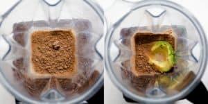 Healthy Keto Avacodo Chocolate Smoothie Recipe (8)