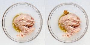 Japanese Chicken Meatball Skewers - Tsukune Recipe (21)