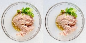 Japanese Chicken Meatball Skewers - Tsukune Recipe (22)