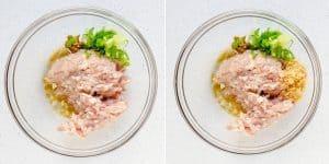 Japanese Chicken Meatball Skewers - Tsukune Recipe (23)