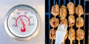 Japanese Chicken Meatball Skewers - Tsukune Recipe (25)