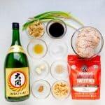Japanese Chicken Meatball Skewers - Tsukune Recipe (3)