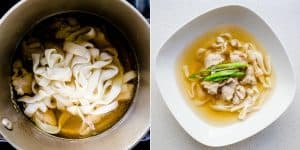 Japanese Chicken Udon with Shirataki Noodles Recipe (23)