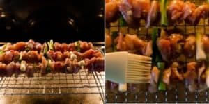 Keto Japanese Chicken Skewers - Yakitori Recipe (31)
