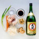 Keto Japanese Chicken Soup Ozoni Recipe (27)