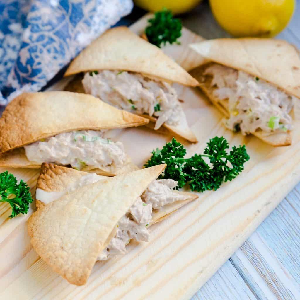 Keto Japanese Inspired Tuna Sandwich LowCarbingAsian Pic 1