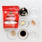 Keto Seaweed Salad - Hiyashi Wakame Recipe (24)