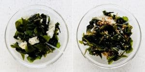 Keto Seaweed Salad - Hiyashi Wakame Recipe (27)