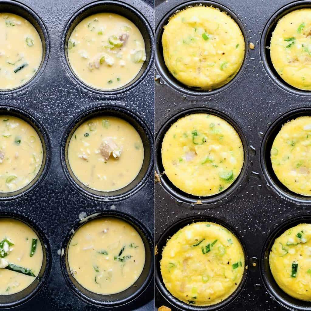 Asian Cream Cheese Breakfast Egg Bites LowCarbingAsian Pic 3