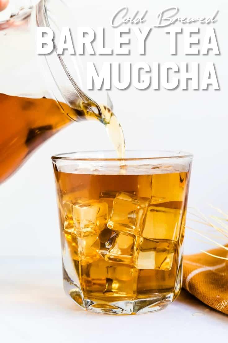 Barley Tea - Mugicha