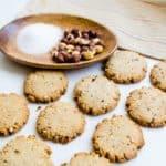 Keo Cream Cheese Caramelized Sea Salt Hazelnut Cookie LowCarbingAsian Cover