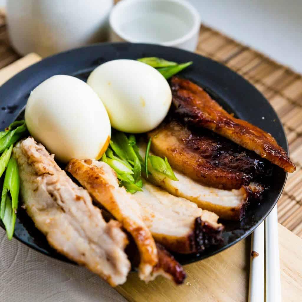 Keto Chashu Pork Belly LowCarbingAsian Pic 2