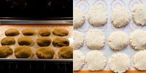 Keto Cream Cheese Almond Cookies Recipe (44)