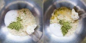 Keto Cream Cheese Matcha Cookie Recipe (14)