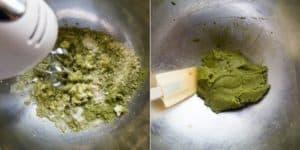 Keto Cream Cheese Matcha Cookie Recipe (15)