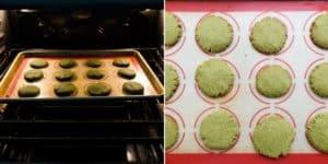 Keto Cream Cheese Matcha Cookie Recipe (17)