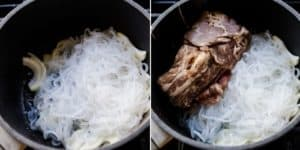 Keto Japanese Sliced Beef Stew Nikujaga Recipe (32)