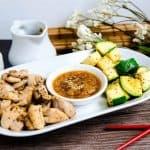Benihana Style Hibachi Seared Chicken LowCarbingAsian Cover