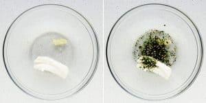 Cream Cheese Garlic Dip with Furikake Recipe (21)