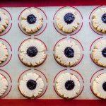 Keto Cream Cheese Blueberry Cookies (3)