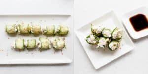 Keto Cream Cheese California Sushi Roll Recipe (34)